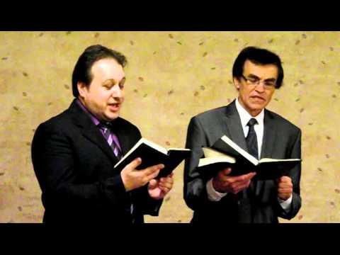 Laurentiu Otlacan & Daniel Barbu – L-am vazut pe Isus