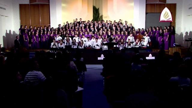 Auzi îngerii în cor – Orchestra de Clopote a Institutului Teologic Adventist