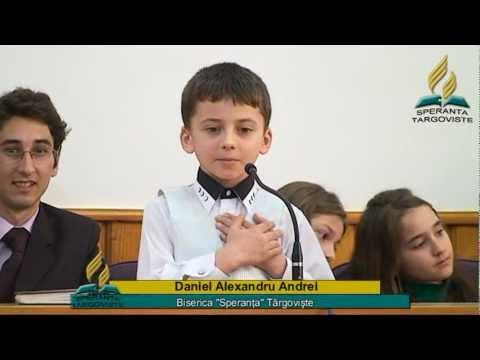 Copii predicatori – Daniel Alexandru Andrei_Ilie Tisbitul si Ahab