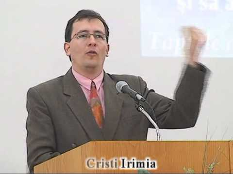 Cristi Irimia – Treaba ta