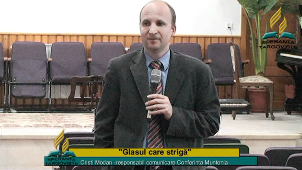Cristian Modan_Glasul care striga