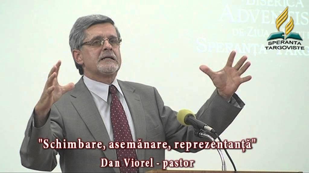 Dan Viorel – Schimbare, asemanare, reprezentanta