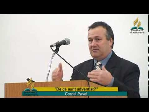 De ce sunt adventist? Cornel Pavel