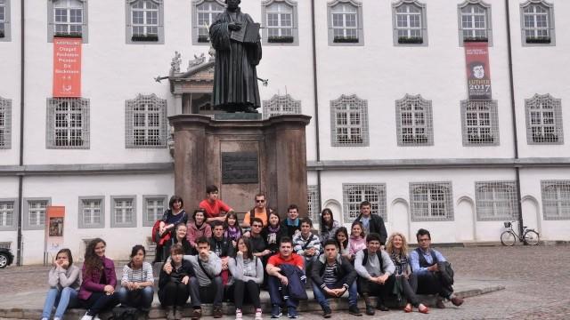 Excursia studentilor de la Institutul Teologic Adventist în Austria Germania si Ungaria (1) 2013