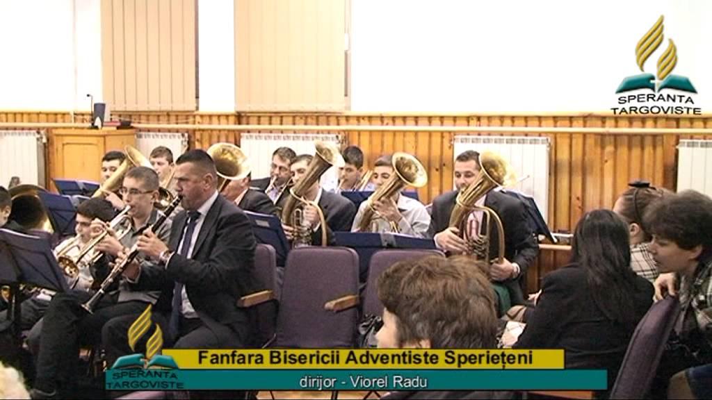 Fanfara Bisericii Adventiste Sperieteni