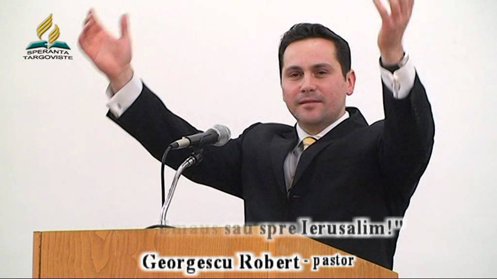 Gergescu Robert_Spre Emaus sau spre Ierusalim!