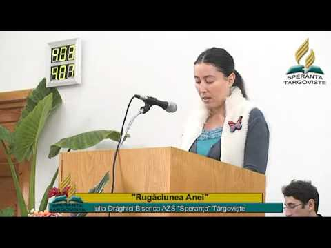 Iulia Drachici – Rugaciunea Anei