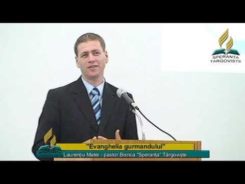 Laurentiu Matei – Evanghelia gurmandului