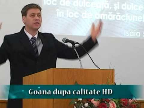Laurentiu Matei  – Goana dupa calitate HD