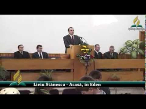 Liviu Stanescu – Acasa, in Eden