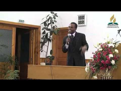 Ngrishi Godfrey – Ce dragoste ne a aratat Dumnezeu!