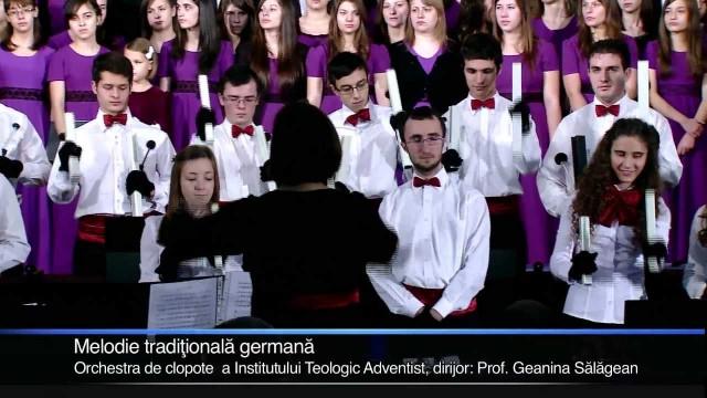 O tannenbaum – Orchestra de Clopote a Institutului Teologic Adventist