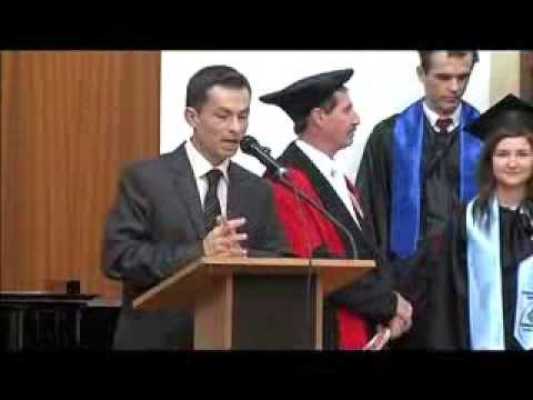 Prezentarea absolventilor Institutului Teologic Adventist