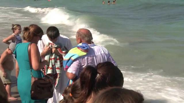 Rebeca & Gabi – Botez la Ocean, 8-17-2013