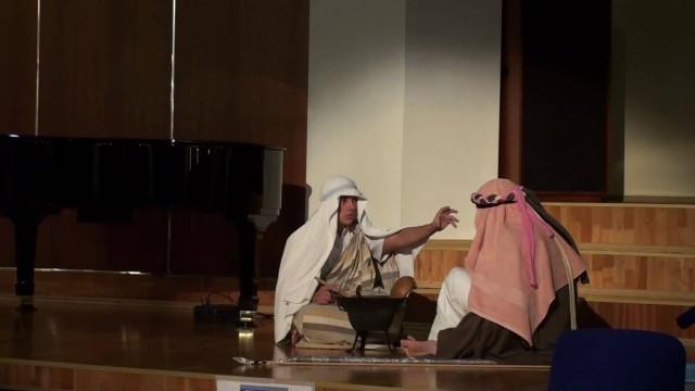 Scenetă – Esau şi ciorba de linte