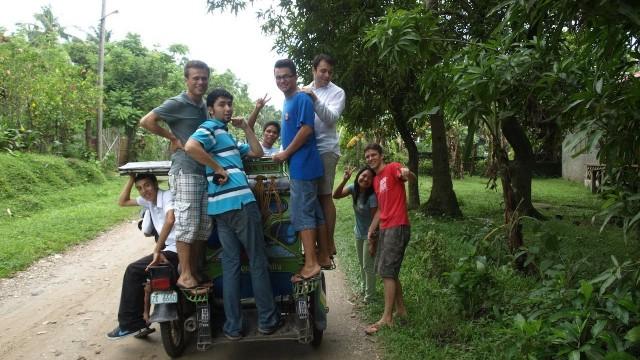 Studentii Institutului Teologic Adventist in misiune