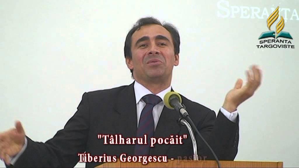 Tiberius Georgescu – Talharul pocait