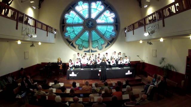 Turneul orchestrei de clopote ITA in Austria si Germania