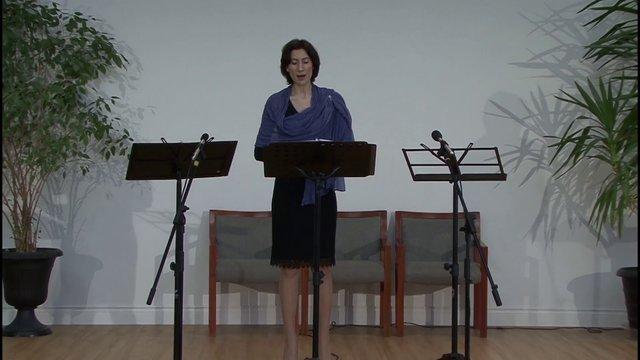 """15 martie 2014 – Program muzical """"Gradina Edenului"""" Romanian Heralds Toronto"""