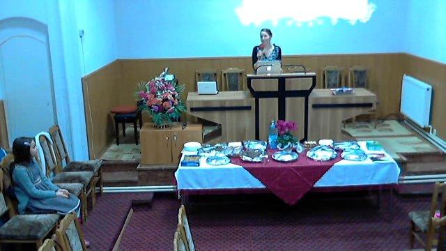 6 mar 2014  Evanghelizare – Corina Sisu