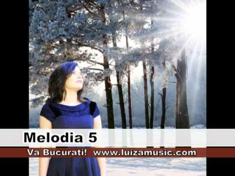 Cantecul Betleemului – Colinde, interpreteaza Luiza Spiridon