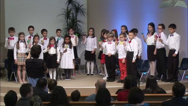 Martie 29, 2014  –  Sabat dupa-amiaza 1  –  Program Copii  –  Chemati La Inchinare Si Multumire