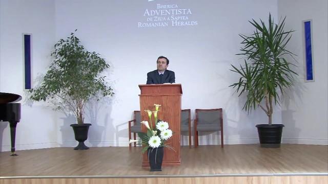 Misiune posibila – pastor Daniel Cucuteanu – 8 Feb 2014