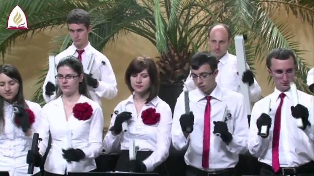 "Orchestra de clopote ITA Cernica a lansat albumul ""Geneze"""