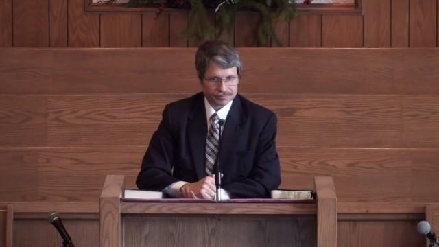 Pastor Glenn Hill – What Holds You Back