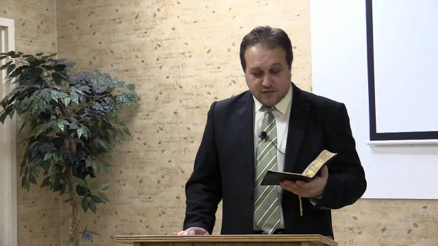 Pastor Laurentiu Otlacan –  Suficienta credinta Sa nu Fi vindecat.