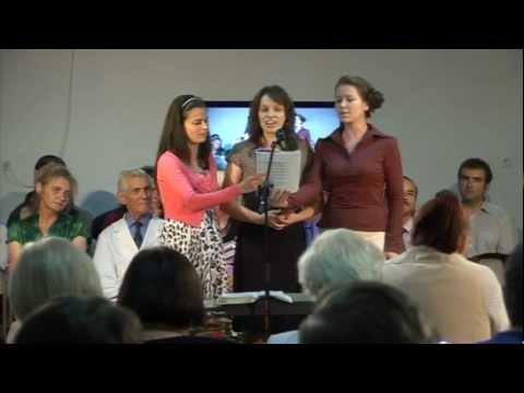 Sfant izvor al fericirii – Cantec Trio – Cristina, Vivi, Simona – ED88