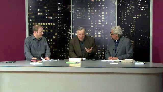 Studiul 11: Chemarea conducatorilor religiosi