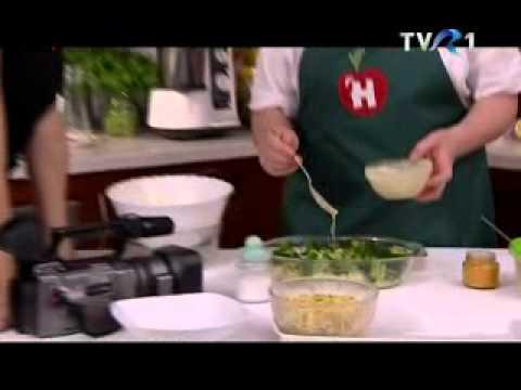 Vega Video 11 –  Musaca de brocoli – Rakott brokkoli