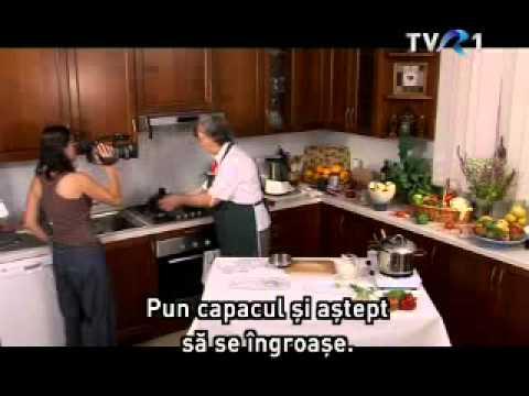 Vega Video 16 – Mancare de fasole cu mamaliga – Babmártás puliszkával