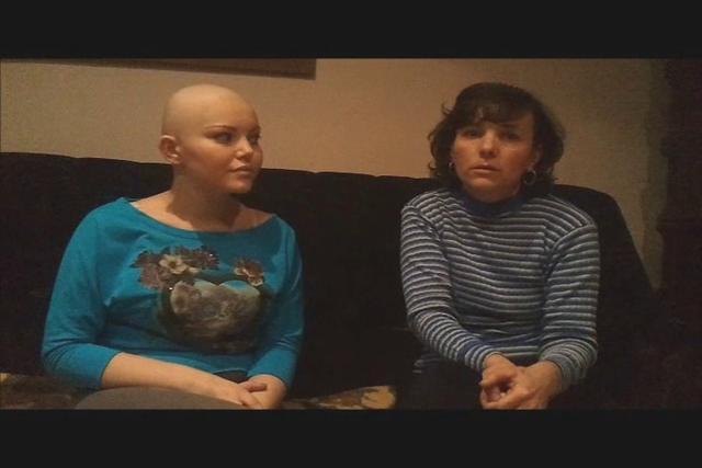 VIDEO – A trecut 1 AN de cand Maranatha Romania o sprijina pe Andrada in lupta impotriva leucemiei