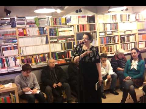 Videoclips from the Brașov launch of Testament – Anthology of Modern Romanian Verse