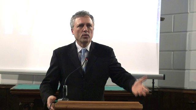 2014_02_08 – Gabriel Golea (Presedintele conferintei AZS Franta Nord) – Insemnatatea familiei in relatia cu Dumnezeu