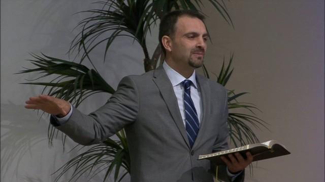 MAI 24, 2014  –  Sabat dimineata  –  Daniel Serban  –  Predare In Isus