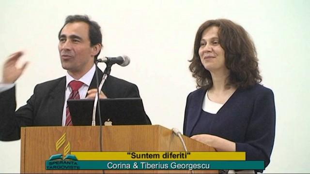 Suntem diferiti _ Corina & Tiberius Georgescu