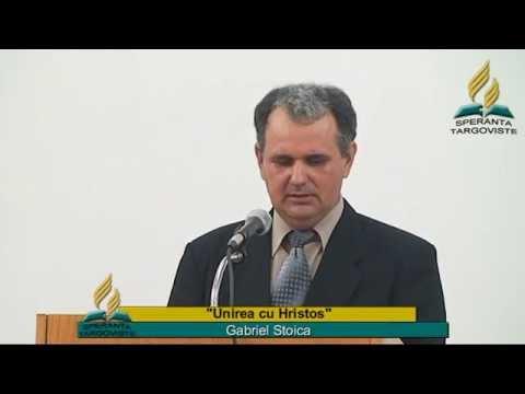 Unirea cu Hristos _  Gabriel Stoica