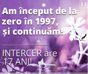 Intercer a implinit 17 ani de activitate!