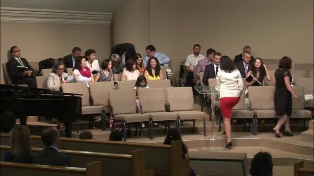 Iunie 07, 2014 -Sabat dimineata – Dr. Philip Samaan – Christ's Method Alone