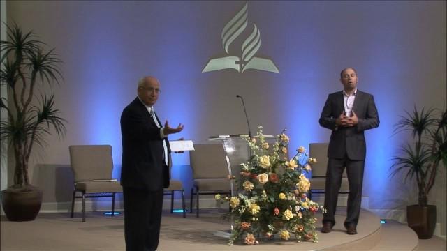 Iunie 07, 2014 – Sabat dupa-amiaza – Dr. Philip Samaan – Christ's Way of Affirmation