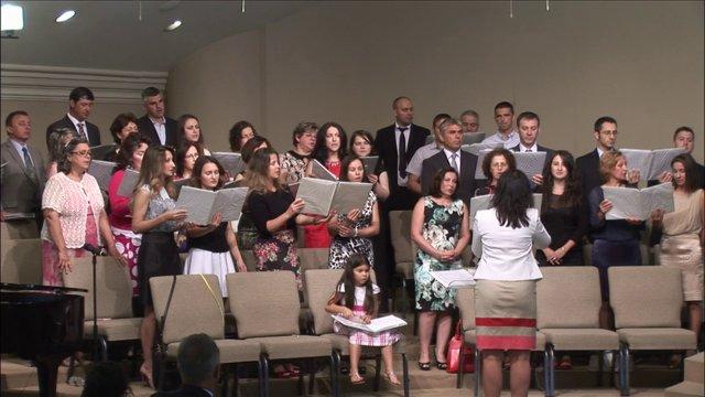 Iunie 14, 2014  – Sabat dimineata  –  Daniel Serban  –  Dumnezeu A Ales Un Tata Pentru Fiul Sau