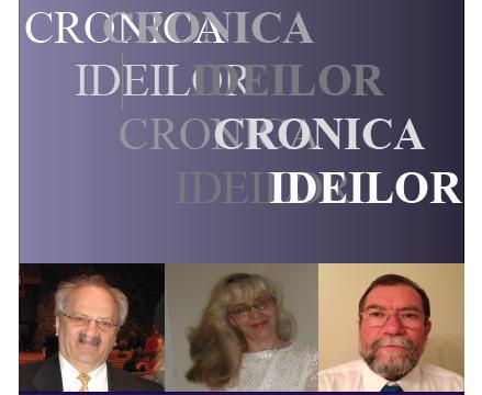 CRONICA IDEILOR – 8 – MARIA  MAGDALENA