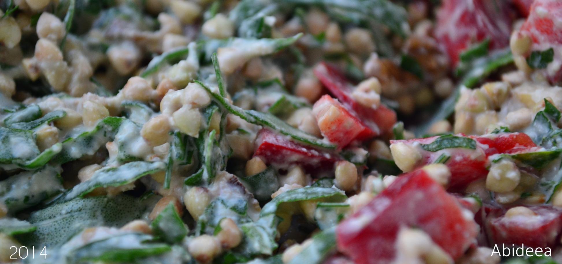 salata de hrisca