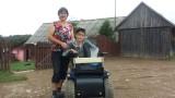 VIDEO – Iarco are acum un carucior special pentru boala lui care i-a schimbat complet viata!