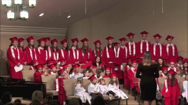 Noiembrie 01, 2014 – Sabat dimineata – Program de copii – Graduation