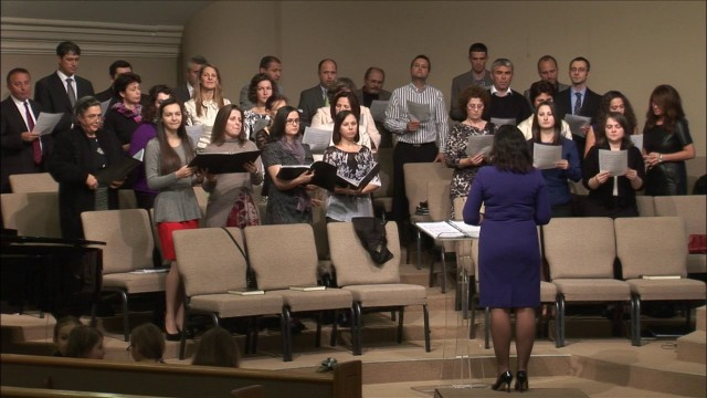 Noiembrie 29, 2014 – Sabat dupa-amiaza – Program Thanksgiving