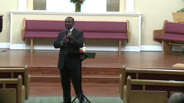 Pastor Dexter Thomas: How To Stop Your Brokenness From Keeping You Broke?